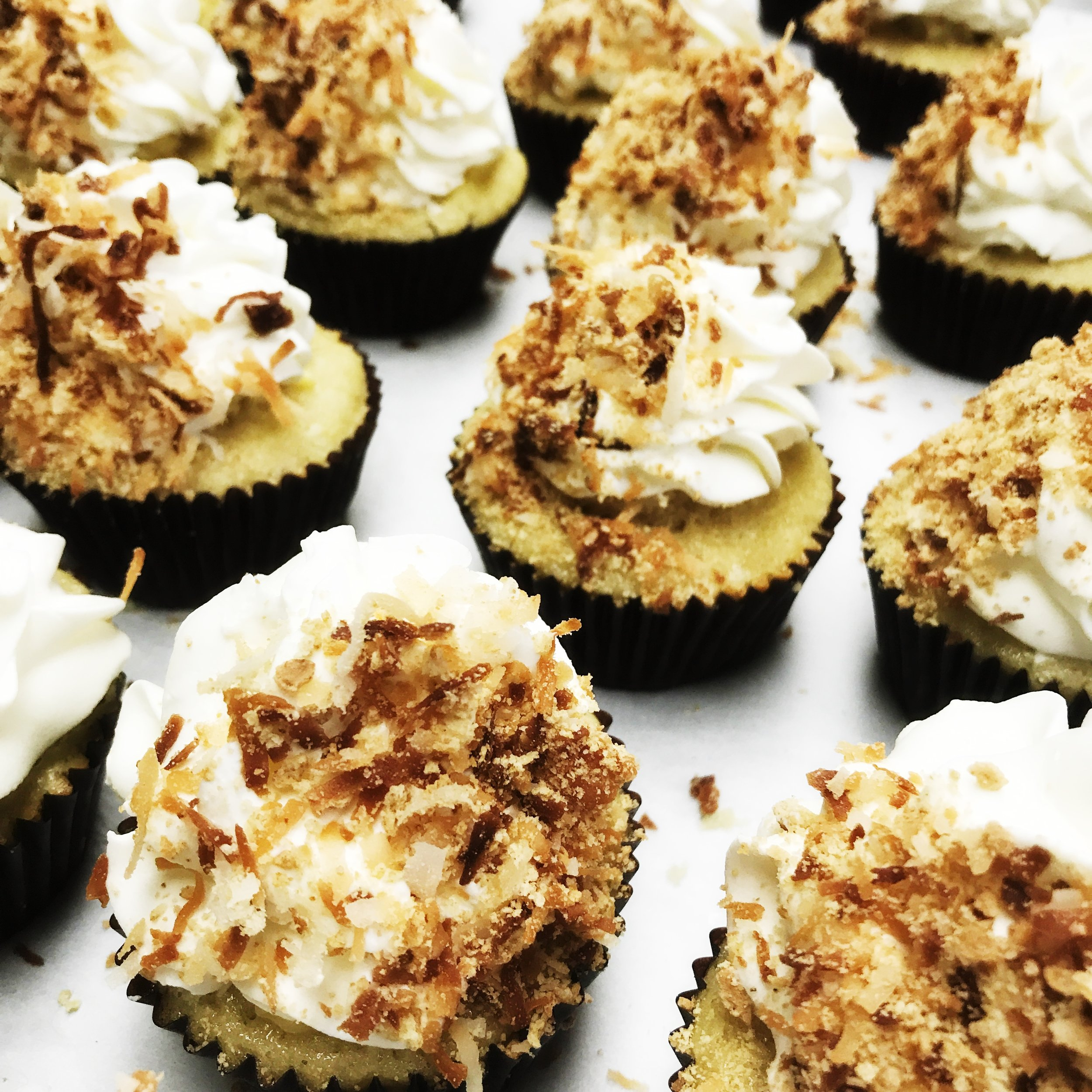 *Coconut Cream Pie*
