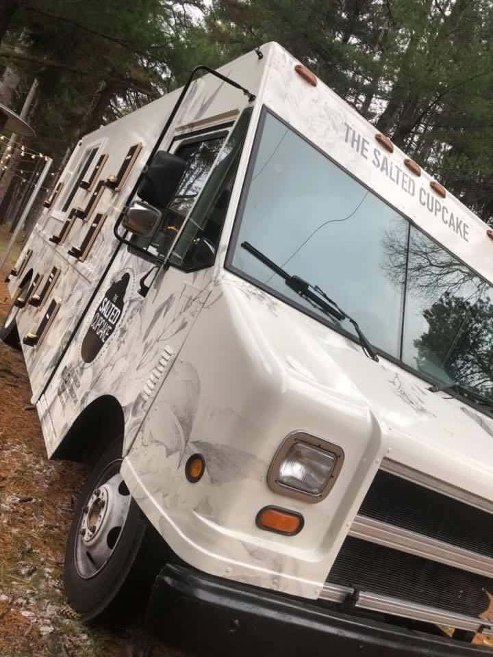 The Salted Cupcake's Cupcake Truck  {available for wedding catering}