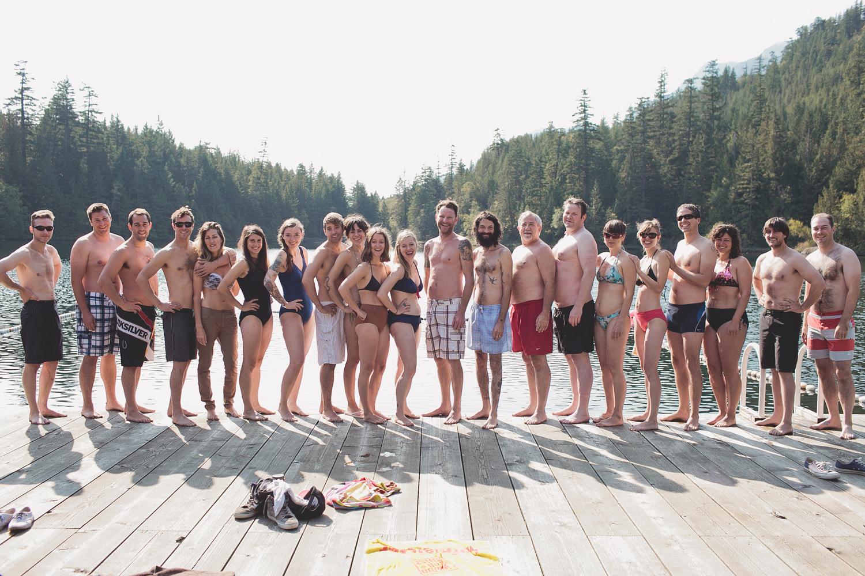 Evans Lake, Squamish