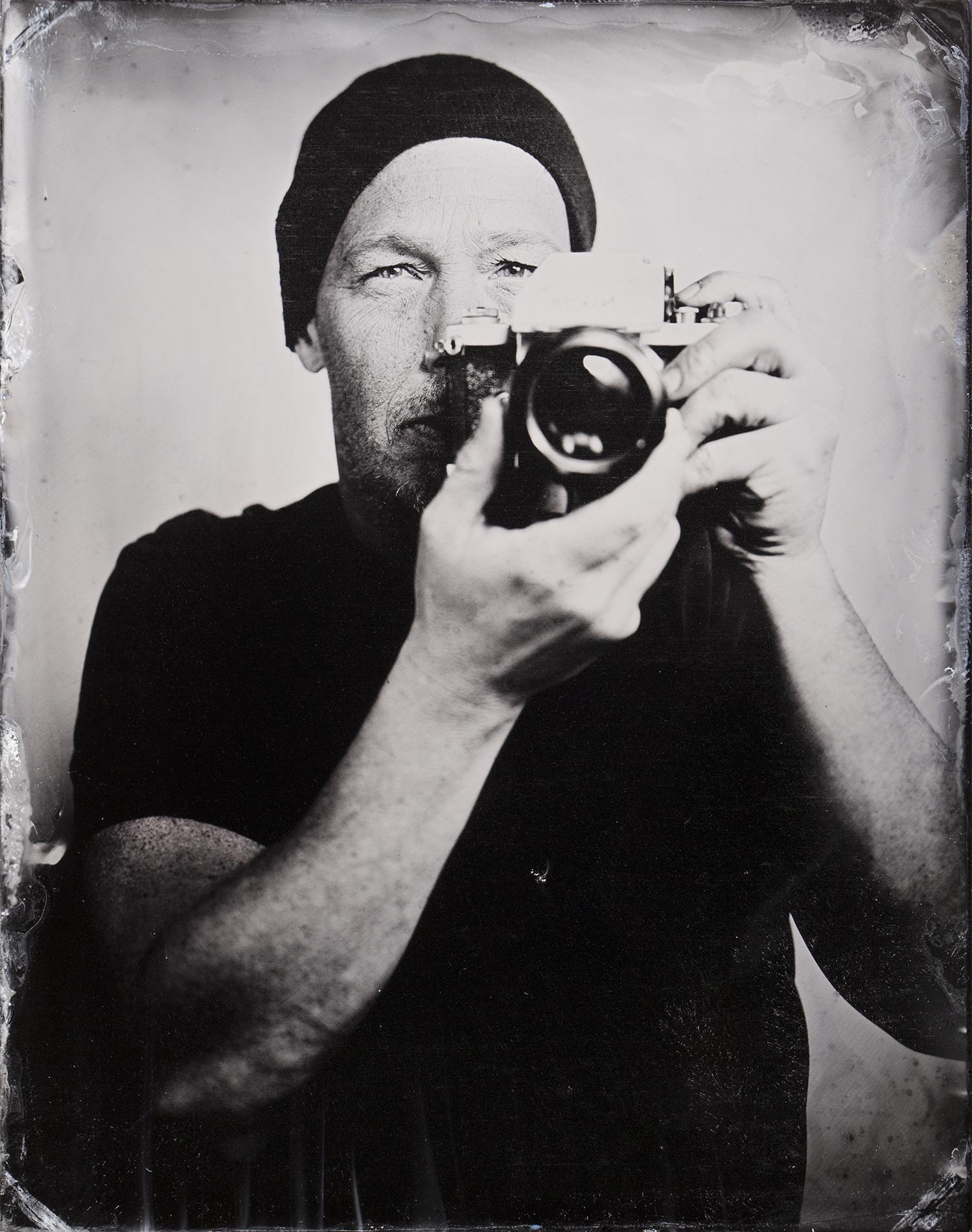Tin Type , Chris Parsons , Tin Crown Photo , Tin Crown , New York City , Wet Plate Photography , Portraits , Chris Parsons Photography