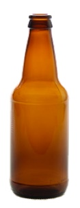 12oz Heritage Bottles   Available in Amber or Flint   Specification   Available with printed 4- or 6-pack carriers