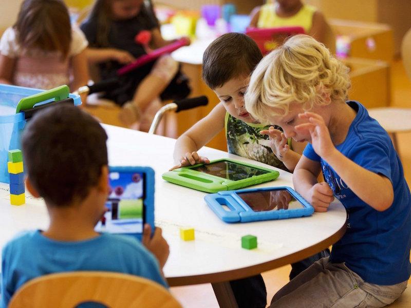 children radiation protection education