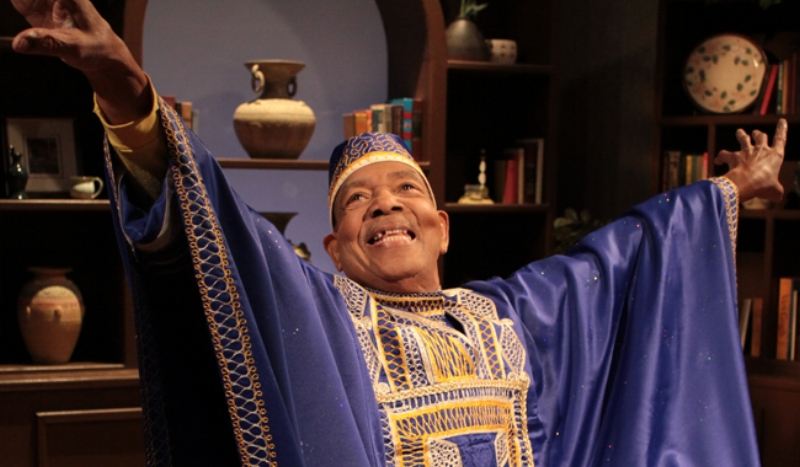 Dr. Charles R. Davis (Baba Chuck)  Dancer for Peace