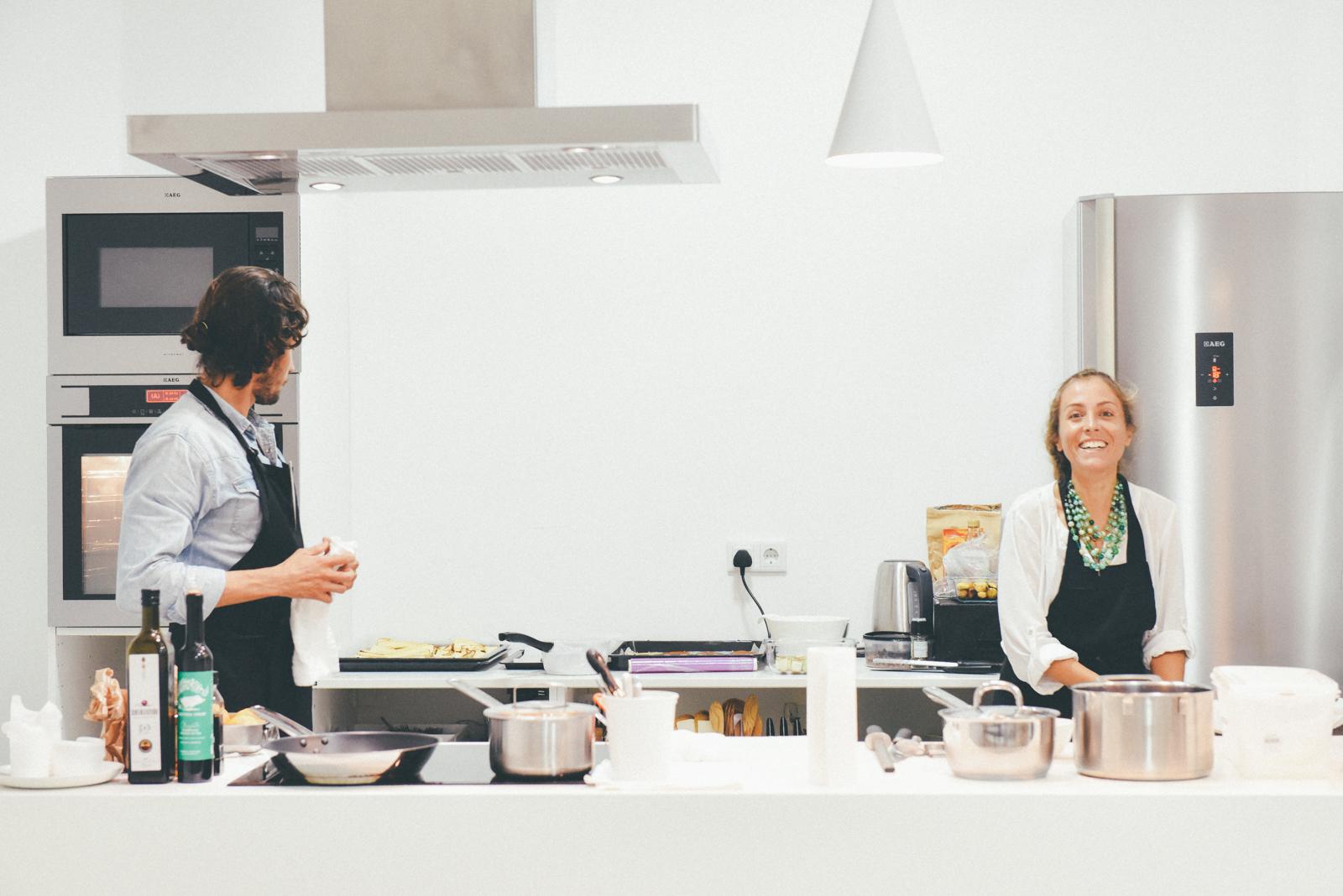 BOTANICAL SPRING - POP-UP DINNER, APRIL 2018