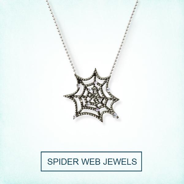 Spiderweb Jewels