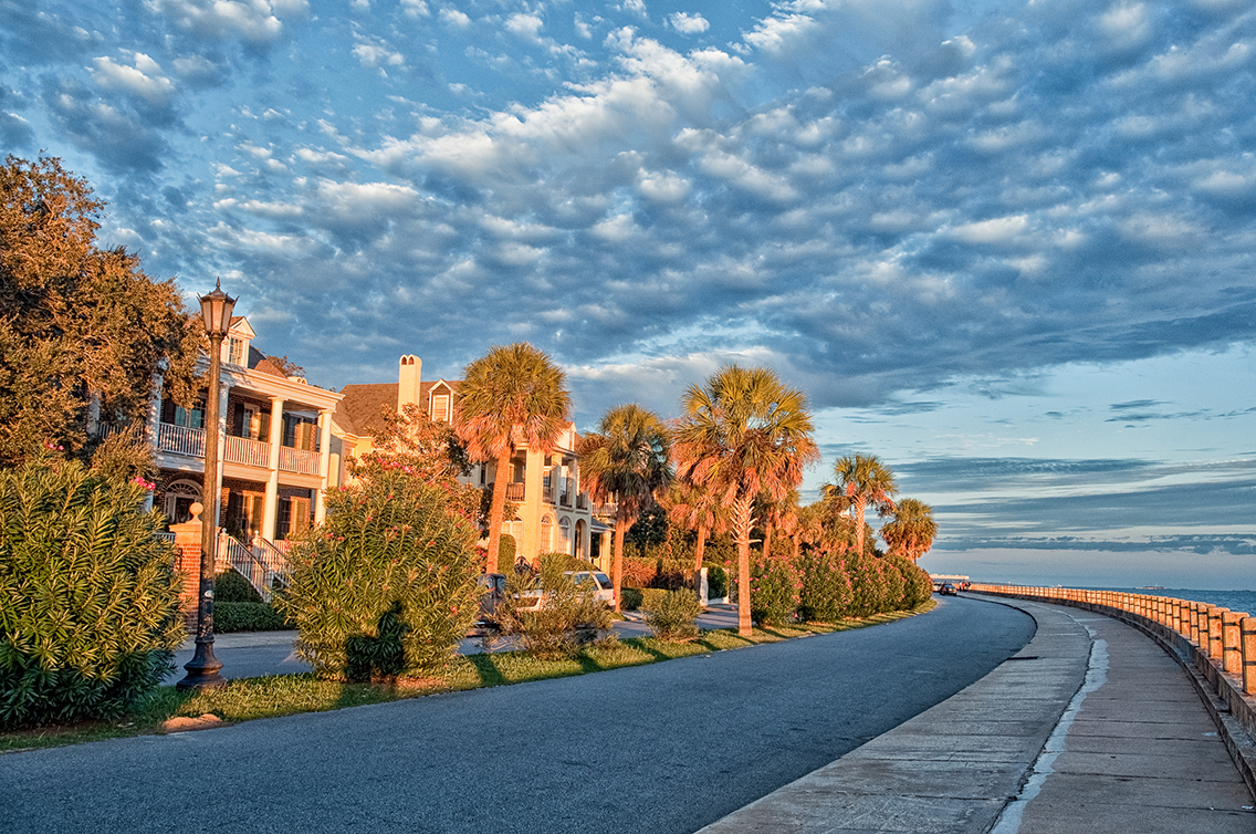 Murray Blvd. | Charleston, SC