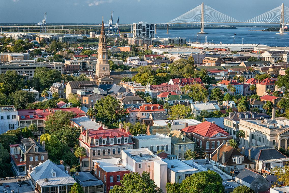 Charleston, SC Daytime