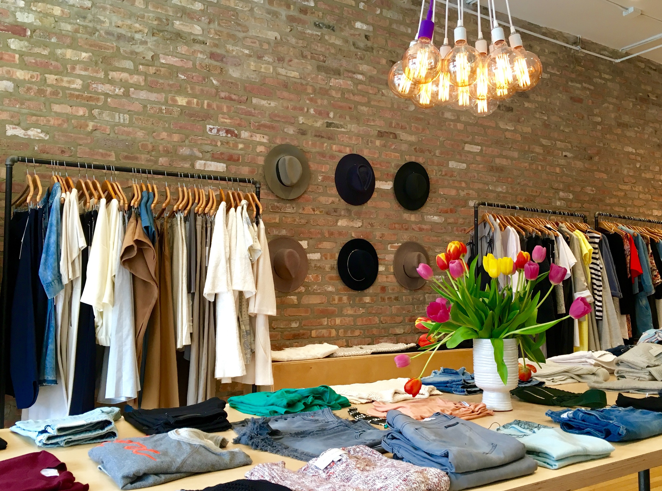 FELT boutique in Logan Square