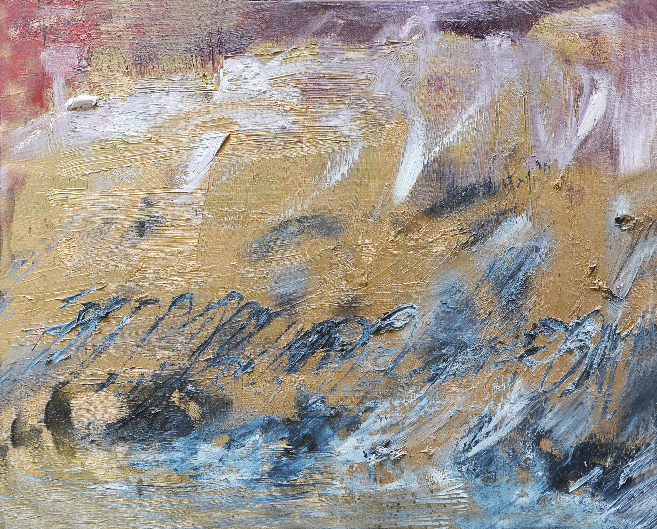 """""""Dust Settles"""" 