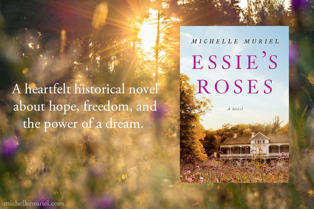 EssiesRoses a novel by Michelle Muriel visit www.michellemuriel.com copyright.jpg