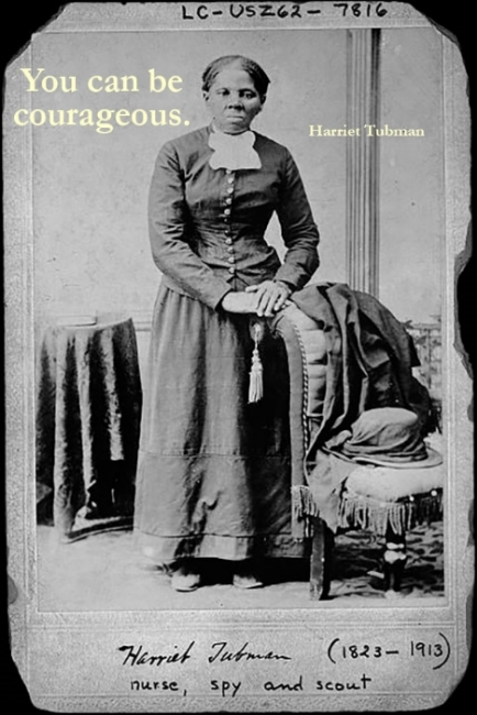 Harriet Tubman Michelle Muriel's Be List Pinterest