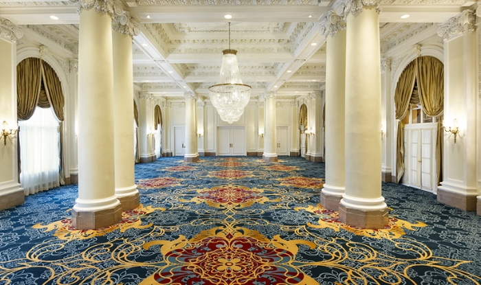 Empire Ballroom, Jefferson Hotel