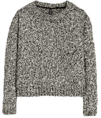Grey Cable Knit_H&M.jpg