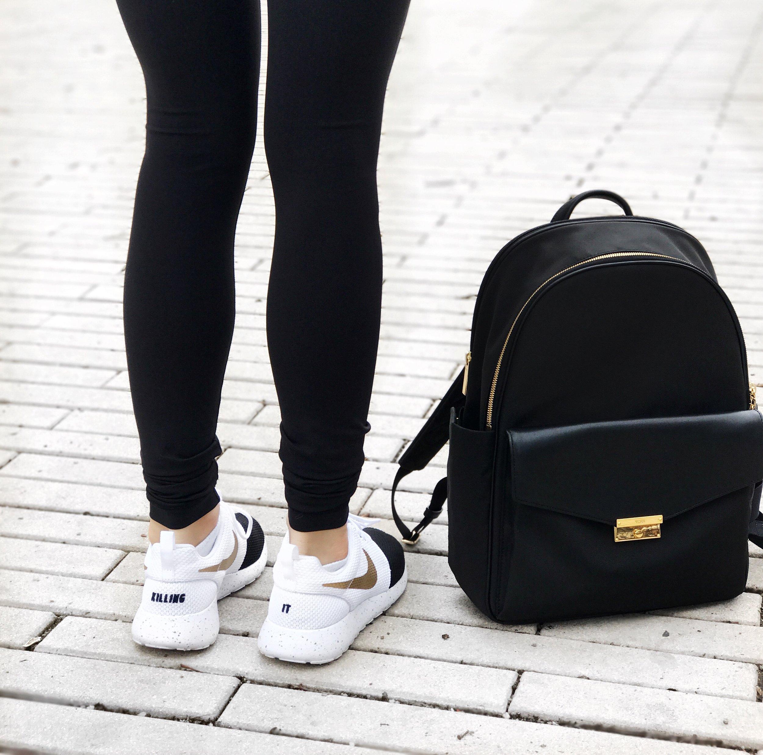 Tumi Backpack, $395