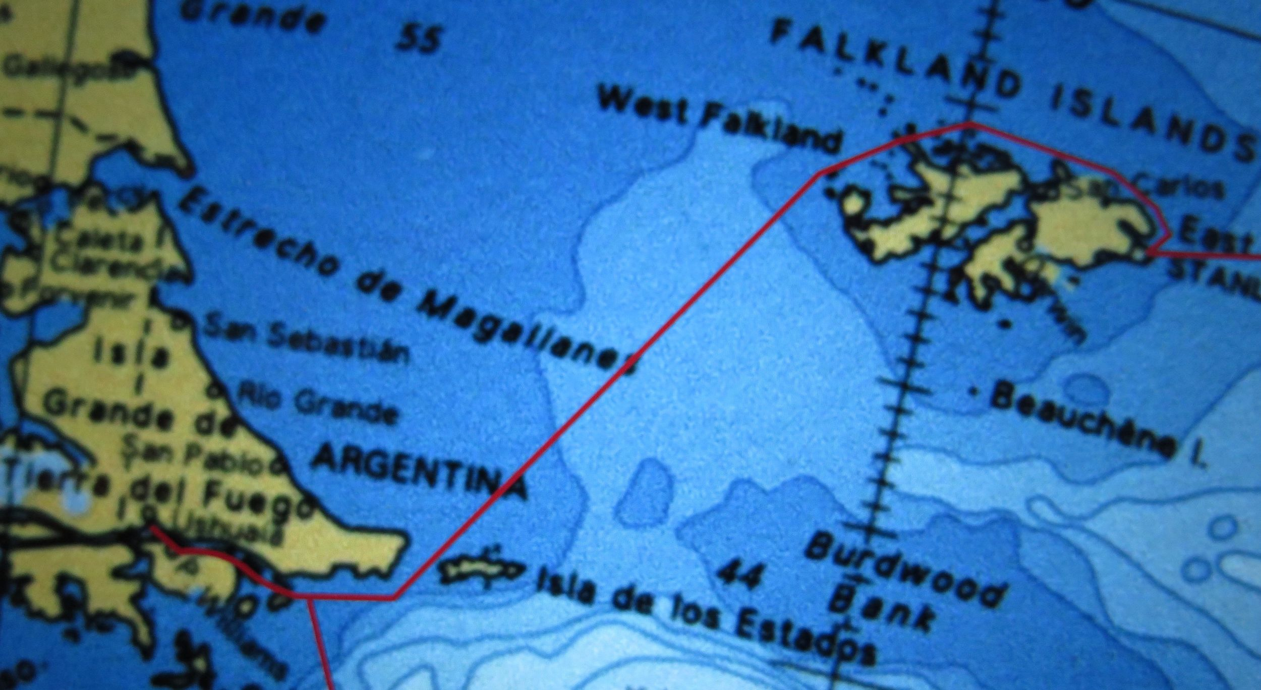 Our first destination, about 500 miles and 36 hours of sailing away, was the Falkland Islands, which we would explore for two days in three separate Zodiac landings.