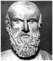 Aeschylus, before the tortoise.
