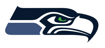 The fierce symbol of the Seattle Ospreys...I mean Seahawks.