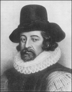 Sir Francis Bacon. The esteemed philosopher, scientist and statesman would no doubt be honored to know that he is still remembered today by the makers of the Sir Francis Bacon Halloween mask. It is is a pig's head with this style hat on top.