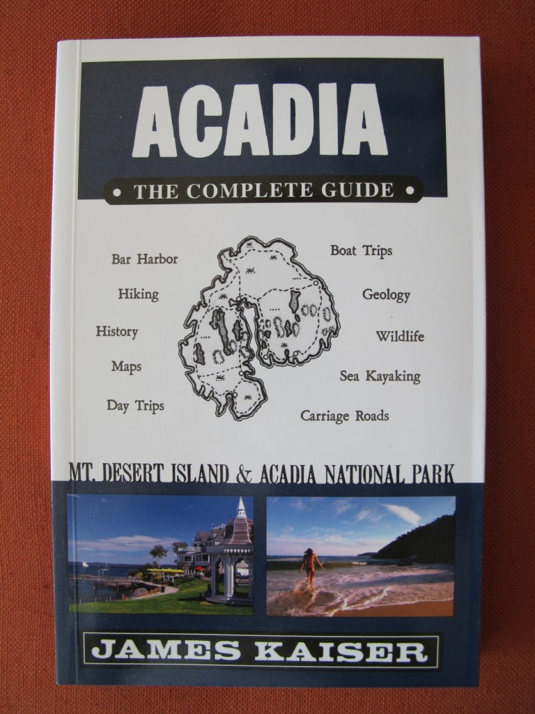 A guide to get if you're planning to visit Acadia.