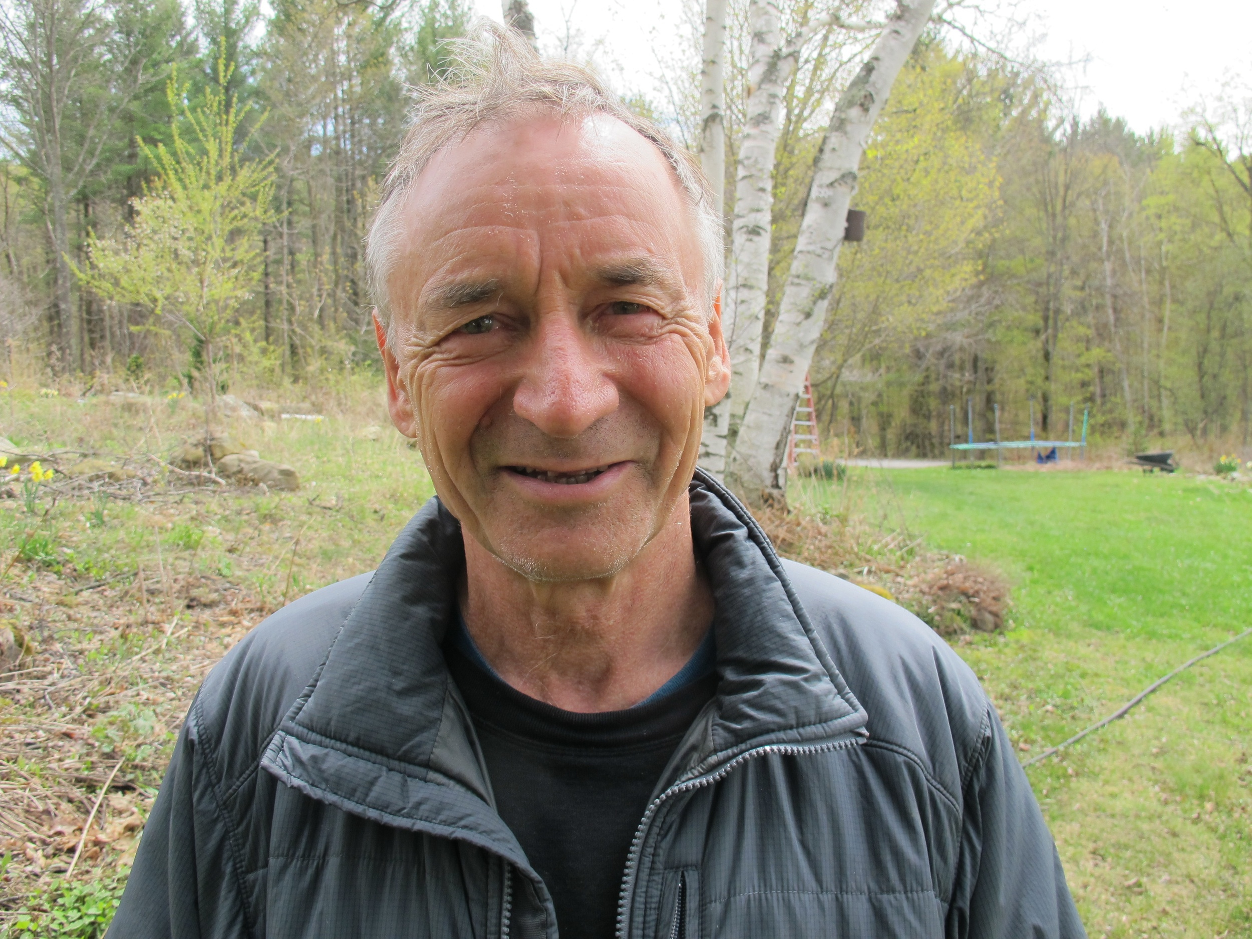 BERND HEINRICH , biologist, artist and best-selling author of 19 books, including  Mind of the Raven  and  Winter World ; professor emeritus at the University of Vermont