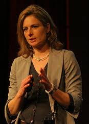 LISA RANDALL , theoretical physicist and author of four books, including  Dark Matter and the Dinosaurs  and  Higgs Discovery: The Power of Empty Space ; professor at Harvard