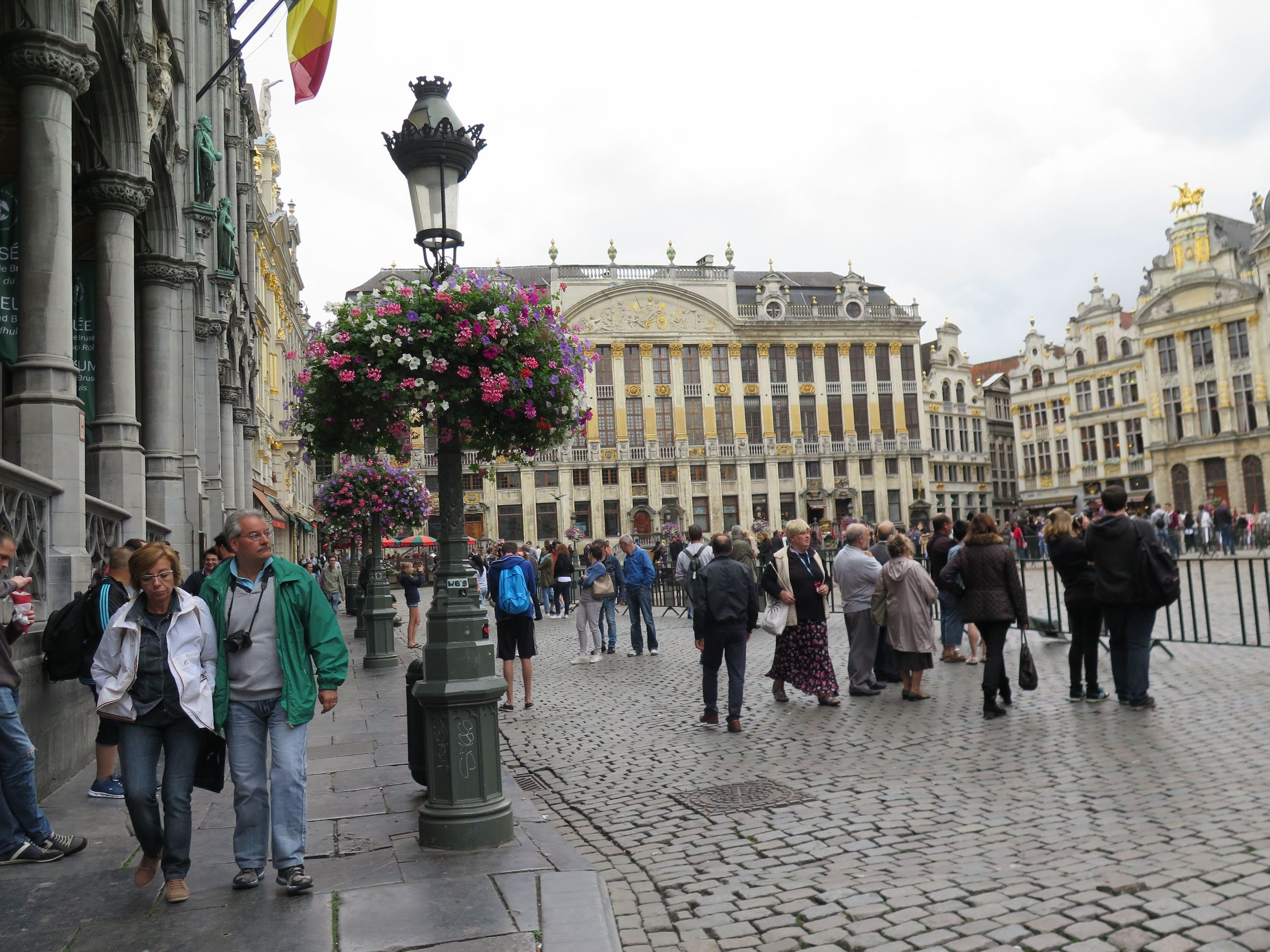 Central Brussels