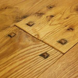 Murray Millwork - Custom Luxury - Hand Scraped - Hardwood Flooring - White Oak