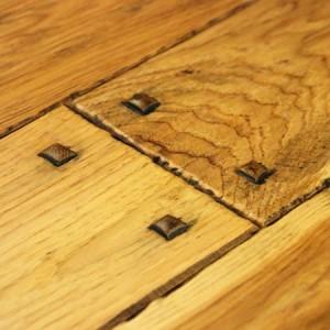 Murray Millwork - Custom Luxury - Hand Scraped - Hardwood Flooring - Hickory