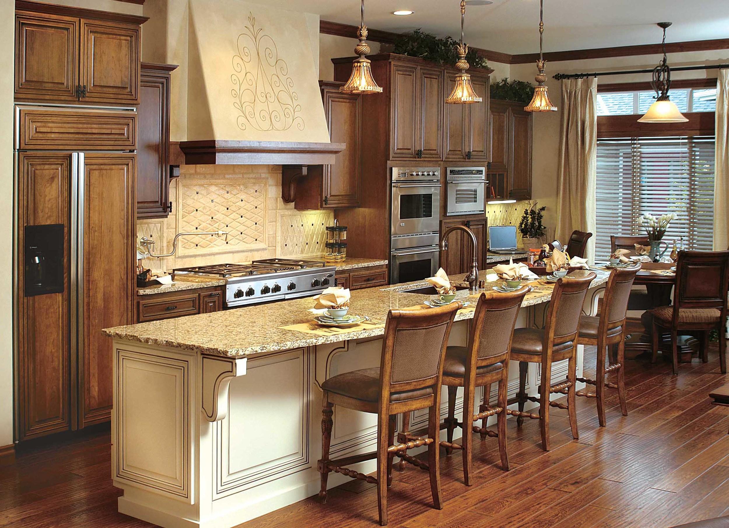 Custom Luxury Kitchen 2