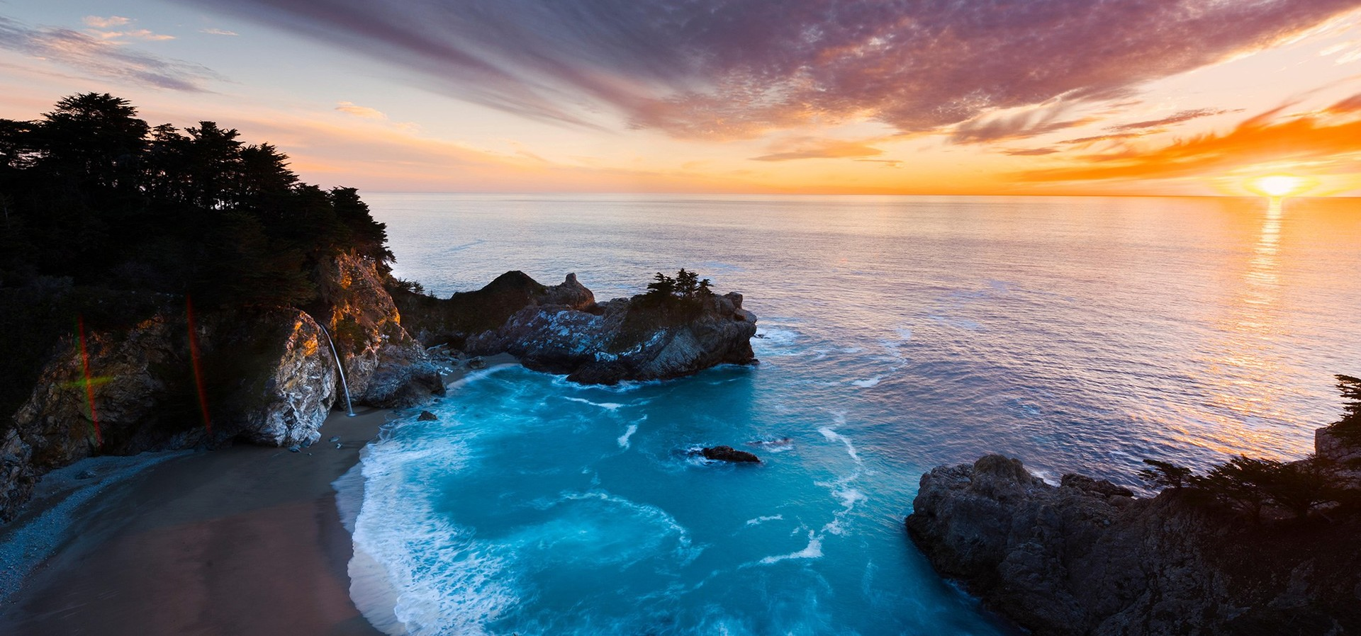 Journey of Consciousness in Esalen, November 2018