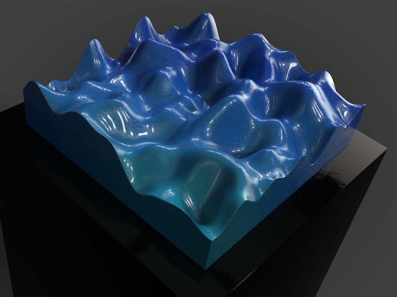 Noise Sculpture // 001