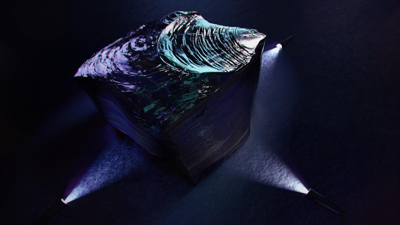 Obsidian // 001 // Display
