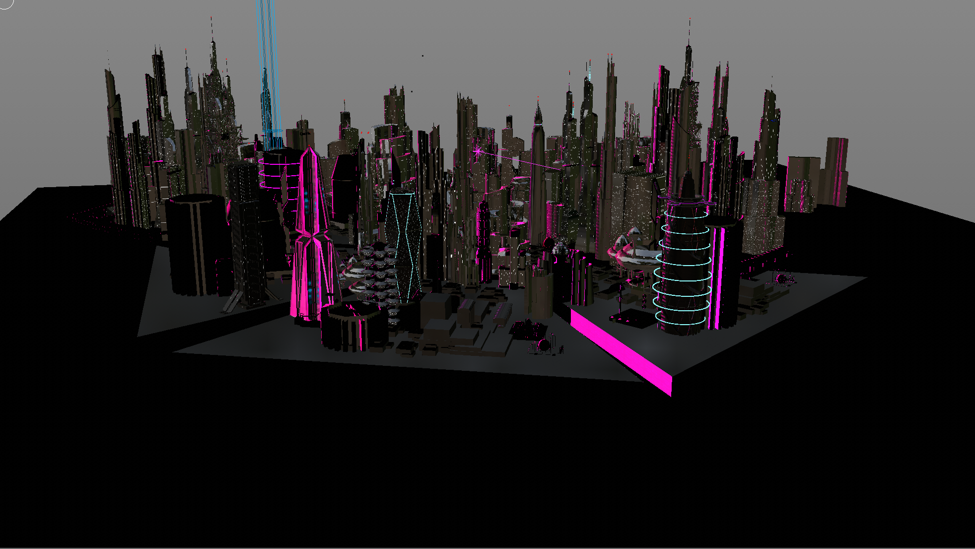 FUTURE CITY // EXTERIOR