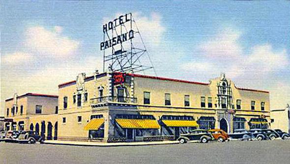 The Hotel Paisano