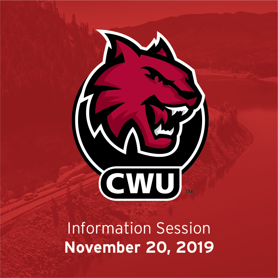 Information Session - Session type: Engineering Technologies, Safety, and Construction (ETSC) Information SessionHost Company: KLB ConstructionSession Date: Nov 20, 2019Time: 5:00 - 6:00 PMLocation: CWU Ellensburg - Hogue Technology Building, room 227We will be seeking and interviewing for internships and permanent positions in Construction Management and Safety.