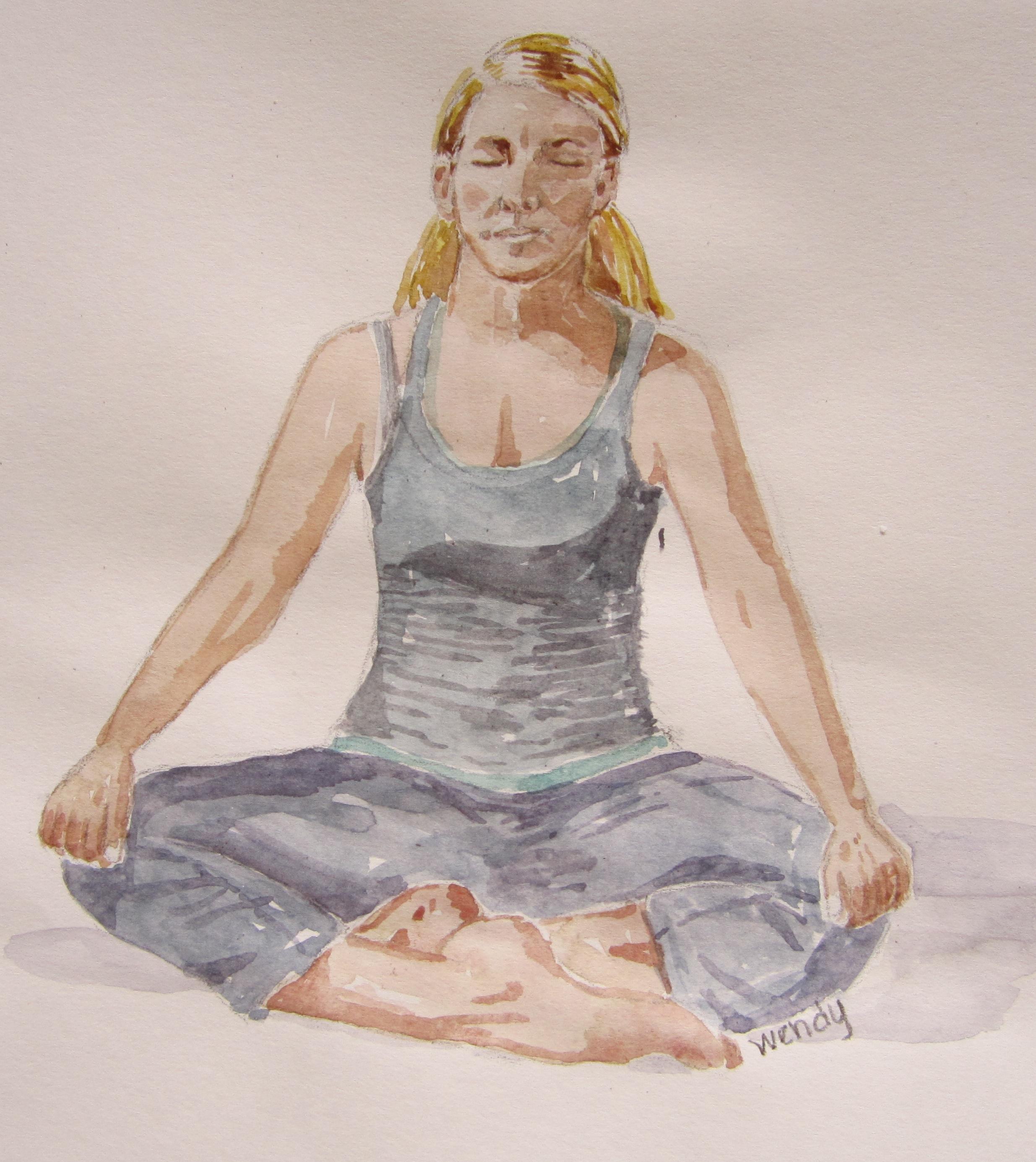 Julie's Meditation