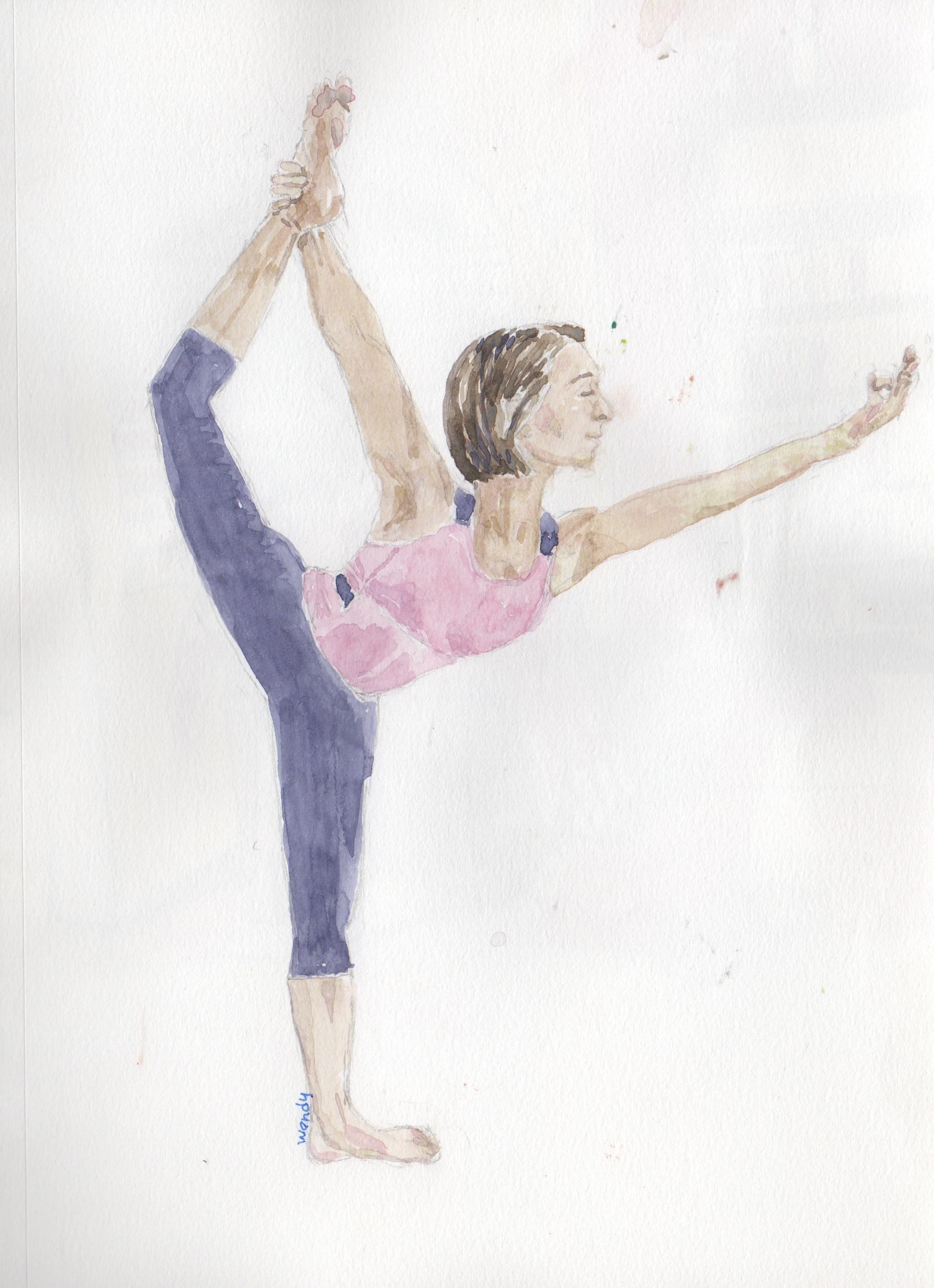 Saara's Dancer