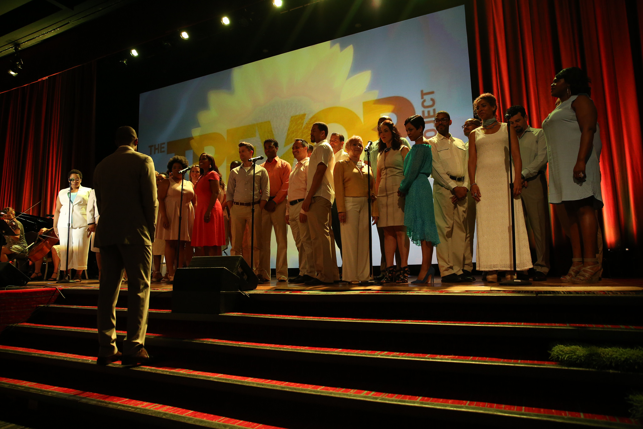 Michael McElroy and the BROADWAY INSPIRATIONAL VOICES