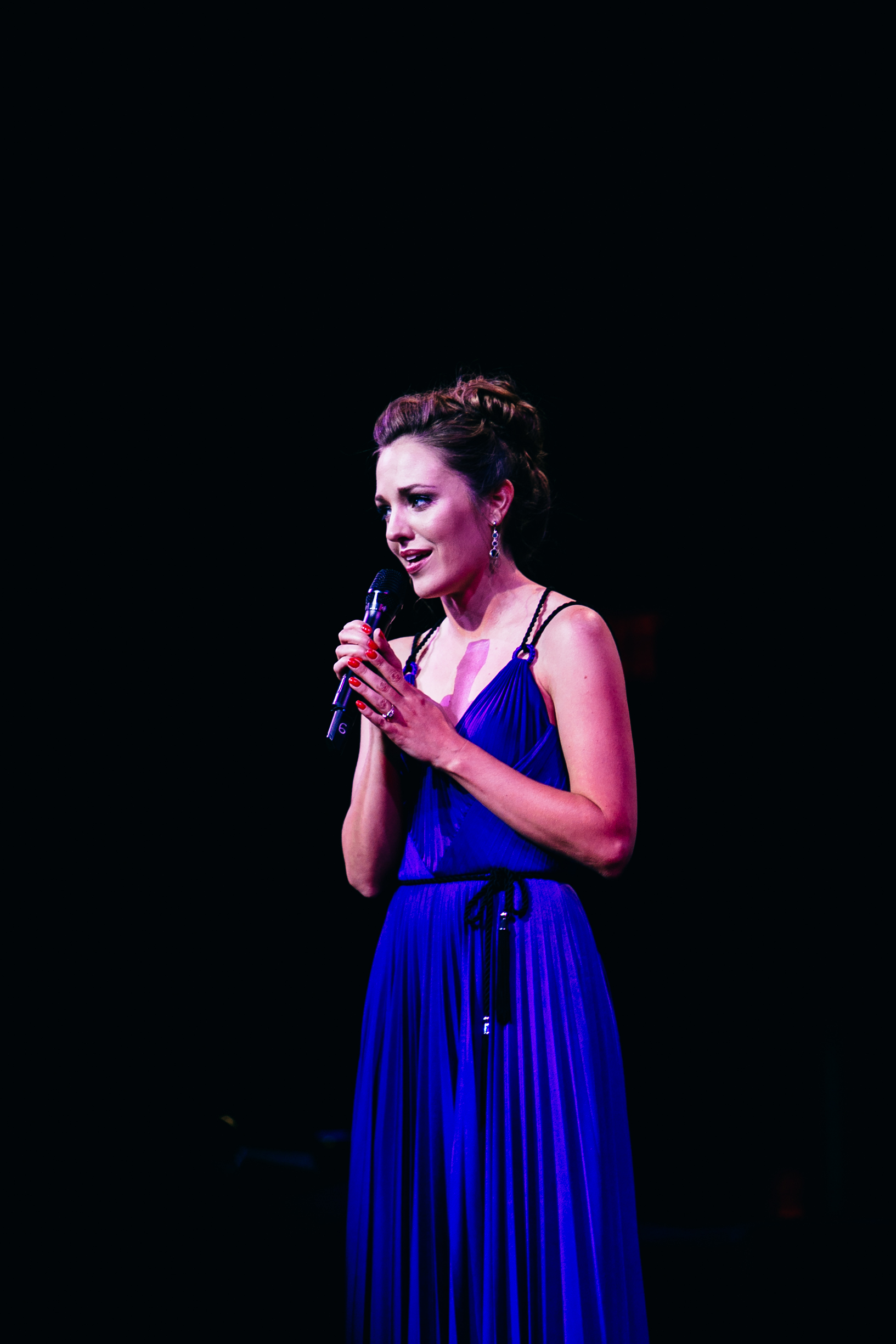 Laura Osnes  Photography by: Othello Banaci