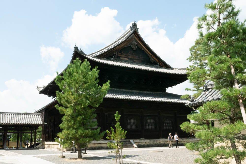 The Mind & Life International Research Institute 2018 was held in the Rinzai Zen Buddhist Myōshin-ji Temple Complex in Kyoto, Japan.