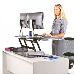 best standing desk options for the office