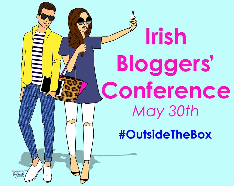 Irish blogger conference