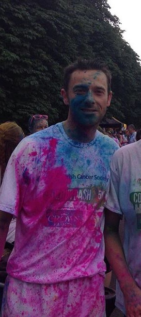 colour paint run Dublin