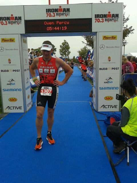 Ironman triathlon Ireland