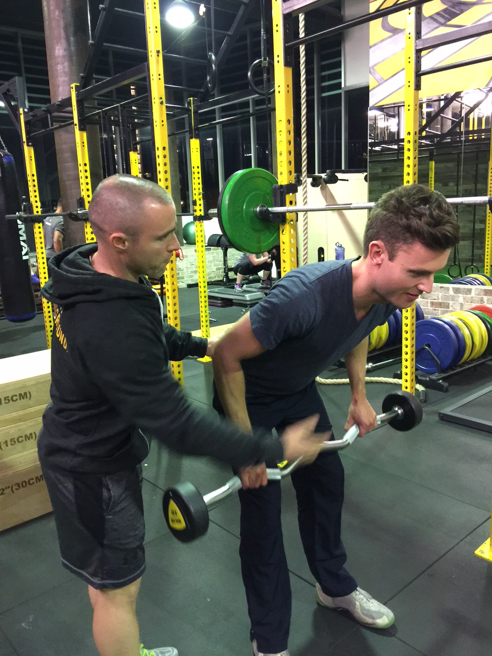 Personal Trainer Australia and Ireland