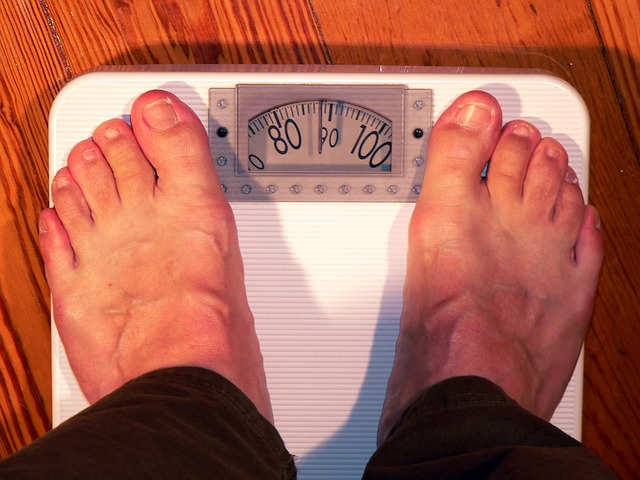 weighing scales for sustainable weight control