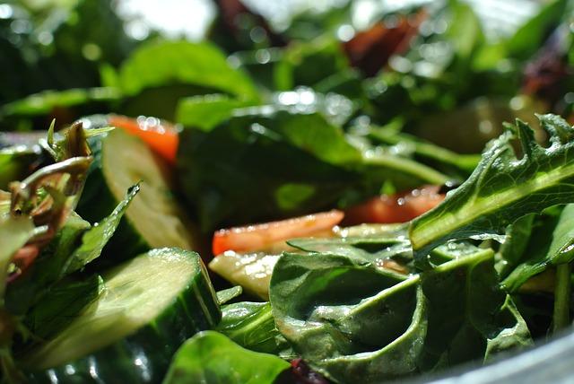 healthy salad idea