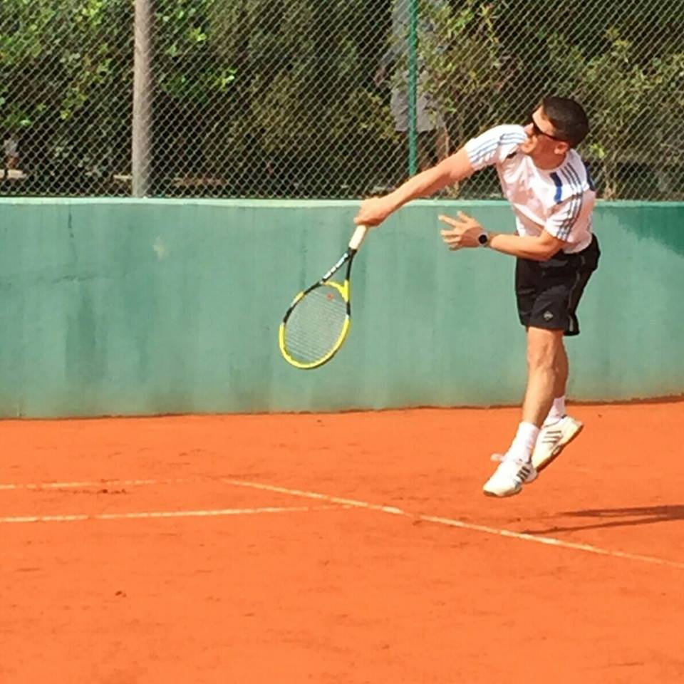 Clay court tennis Europe