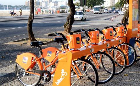 Bike Rio station