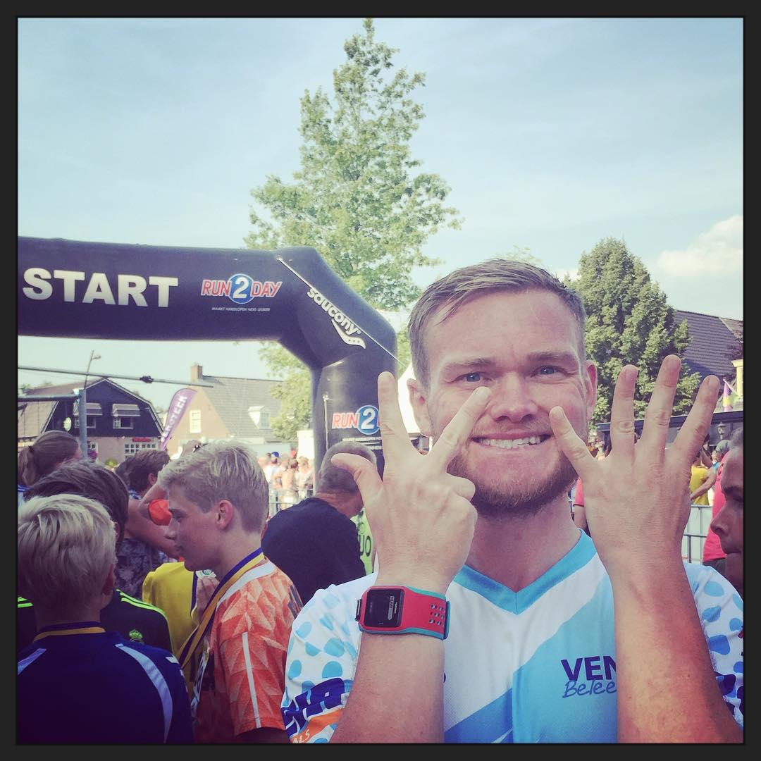 Race series challenge 2015 with Glenn Redding
